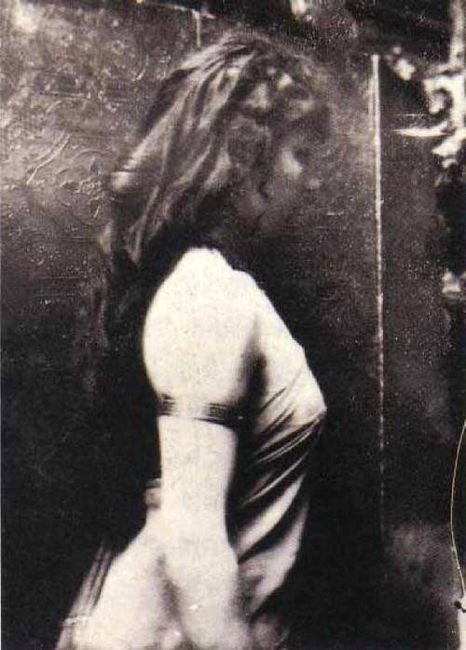 Camille Claudel fotografata da Rodin