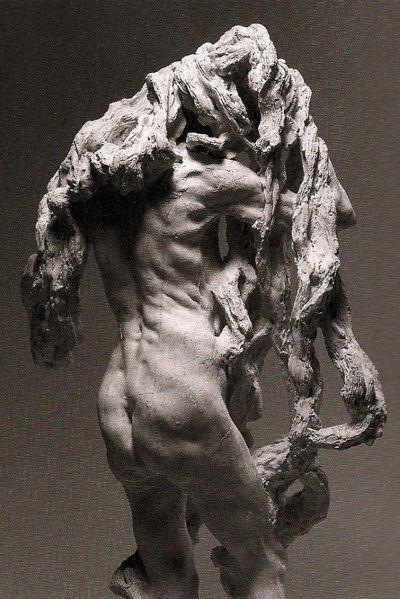 Fotografia di Clotho, 1893 Museo Rodin