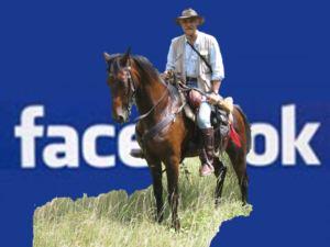 Facebook equitazione di campagna
