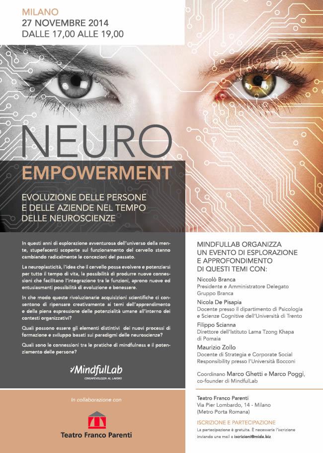 Locandina Neuro Empowerment