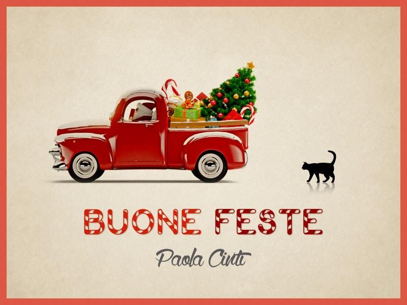 Biglietto auguri 2014 Paola Cinti
